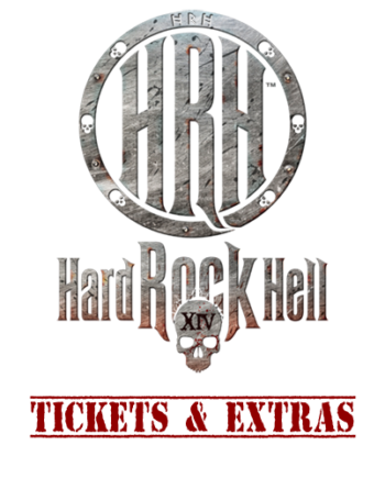HRH XIV Tickets & Extras